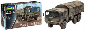 Revell 03291 MAN 7t milgl | Militär Bausatz 1:35 kaufen
