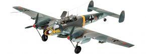 Revell 04961 Messerschmitt Bf110 C-2/C-7 | Flugzeug Bausatz 1:32 kaufen
