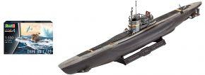 Revell 05154 U-Boot Typ VII C41 | U-Boot Bausatz 1:350 kaufen