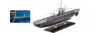 Revell 05155 German Submarine Type IIB | U-Boot Bausatz 1:144 kaufen