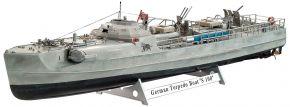 Revell 05162 Deutsches Schnellboot S-100 | Schiffs-Bausatz 1:72 kaufen