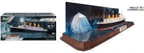 Revell 05599 Titanic + 3D Puzzle easy-click Model-Set | Schiff Bausatz 1:600 kaufen