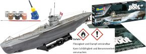 Revell 05675 Das Boot Collector's Edition - 40th Anniversary | U-Boot Bausatz 1:144 kaufen