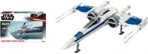Revell 06744 Resistance X-Wing Fighter Star Wars | Raumschiff Bausatz 1:50 kaufen