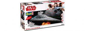 Revell 06749 Imperial Star Destroyer | Licht + Sound | Raumschiff Steckbausatz 1:4000 kaufen
