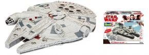 Revell 06765 Star Wars Build and Play Millennium Falcon | Raumfahrt Bausatz 1:164 kaufen