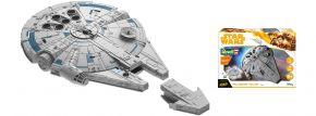 Revell 06767 Star Wars Build and Play Millennium Falcon | Raumfahrt Bausatz 1:164 kaufen