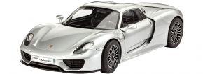 Revell 07026 Porsche 918 Spyder   Auto Bausatz 1:24 kaufen