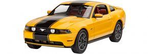 Revell 07046 Ford Mustang GT 2010 | Auto Bausatz 1:25 kaufen