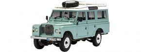 Revell 07047 Land Rover Series III LWB | Auto Bausatz 1:24