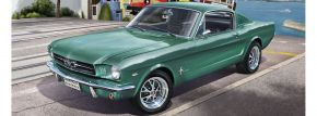 Revell 07065 Ford Mustang '65 2+2 Fastback Auto Bausatz 1:24 kaufen