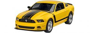 Revell 07652 Ford Mustang Boss 302 2013 | Auto Bausatz 1:25 kaufen