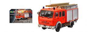 Revell 07655 Mercedes-Benz 1017 LF 16 FW | LKW Bausatz 1:24 kaufen