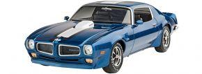 Revell 07672 Model Set Pontiac Firebird 1970   Auto Bausatz 1:24 kaufen