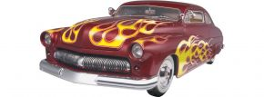 ausverkauft | Revell 12860 49er Ford Mercury Custom Coupe | Auto Bausatz 1:25