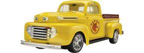 ausverkauft | Revell 17203 50er Ford F-1 PickUp | Auto Bausatz 1:25