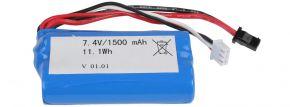Revell 43986 Li-Ion | 7,4 Volt | 1500 mAh | für 23981 kaufen