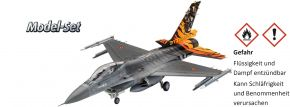 Revell 63860 F16 MLU Tiger Meet Model-Set | Flugzeug Bausatz 1:72 kaufen