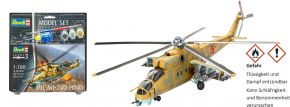 Revell 64951 Mil Mi-24D Hind Model-Set | Hubschrauber Bausatz 1:100 kaufen
