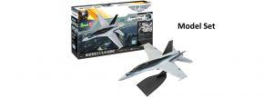 Revell 64965 Maverick F/A-18 Hornet Top Gun Model-Set easy-click | Flugzeug Bausatz 1:72 kaufen