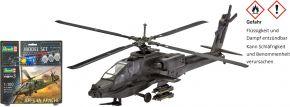 Revell 64985 AH-64A Apache Model Set | Hubschrauber Bausatz 1:100 kaufen