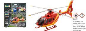 Revell 64986 Airbus Helicopters EC 135 Air Glaciers Model Set | Hubschrauber Bausatz 1:72 kaufen