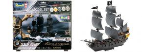 Revell 65499 Model-Set Piratenschiff Black Pearl | Schiff Bausatz 1:150 kaufen
