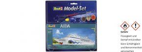 Revell 65805 Model Set AIDA | Schiff Bausatz 1:1200 kaufen