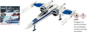 Revell 66744 X-Wing Fighter Star Wars Model-Set | Raumschiff Bausatz 1:50 kaufen