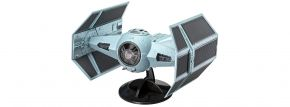 Revell 66780 Model Set Darth Vader's TIE FIGHTER | STAR WARS | Raumschiff Bausatz 1:57 kaufen