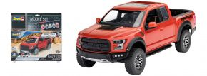 Revell 67048 Ford F-150 Raptor easy-click Model-Set | Auto Bausatz 1:25