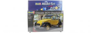 Revell 67095 Citroen 2CV Charleston Model-Set | Auto Bausatz 1:24 kaufen