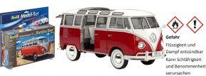 Revell 67399 Model Set VW T1 Samba Bus   Auto Bausatz 1:24 kaufen