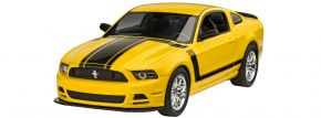 Revell 67652 Model Set 2013 Ford Mustang Boss | Auto Bausatz 1:25 kaufen