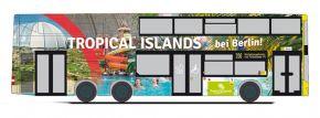 RIETZE 16992 MAN Lions City DL07 Tropical Islands Busmodell  1:160 kaufen