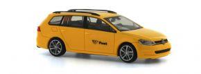 RIETZE 32200 VW Golf 7 Variant Post Österreich Automodell  1:87 kaufen