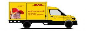 RIETZE 33042 Streetscooter Work L Deutsche Post DHL Automodell 1:87 kaufen