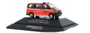 RIETZE 51911 VW T5 Feuerwehr Ellwangen Blaulichtmodell 1:87 kaufen