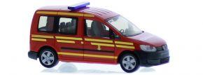 RIETZE 52918 Caddy 11 FW München | Blaulichtmodell 1:87 kaufen