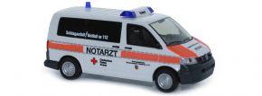 RIETZE 51923 VW T5 Notarzt DRK Lüneburg Blaulichtmodell 1:87 kaufen