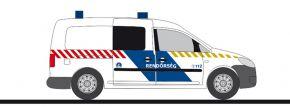 RIETZE 52711 VW Caddy Maxi 2011 Rendörseg Blaulichtmodell 1:87 kaufen
