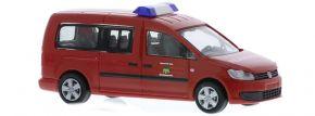 RIETZE 52713 VW Caddy Maxi 2011 Feuerwehr Gera Blaulichtmodell 1:87 kaufen