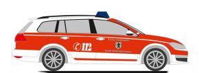 RIETZE 53317 VW Golf 7 Variant Feuerwehr Wolfratshausen Blaulichtmodell 1:87 kaufen