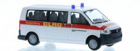 RIETZE 53454 VW T5 Bus 2010 DLRG Goslar Blaulichtmodell 1:87 kaufen