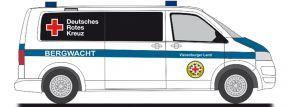 RIETZE 53630 Volkswagen T5 2010 Bergwacht Vienenburger Land Goslar Blaulichtmodell 1:87 kaufen