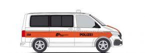 RIETZE 53701 Volkswagen T6.1 Bus Kantonspolizei Zürich Blaulichtmodell 1:87 kaufen