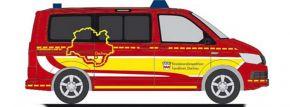 RIETZE 53702 VW T6 Bus Kreisbrandinspektion Dachau Blaulichtmodell 1:87 kaufen
