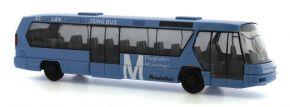 RIETZE 60148 Neoplan Metroliner Stadtverkehr Freising-Flughafen München Busmodell 1:87 kaufen