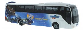 RIETZE 65550 MAN Lion's Coach Eurobus-Europapark Busmodell 1:87 kaufen