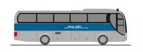 RIETZE 65553 MAN Lions Coach 2015 Polizei Mecklenburg Vorpommern Busmodell 1:87 kaufen